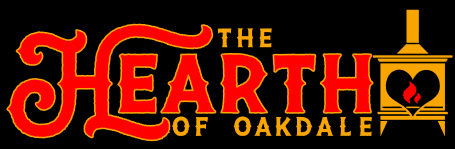 The Hearth Of Oakdale Logo